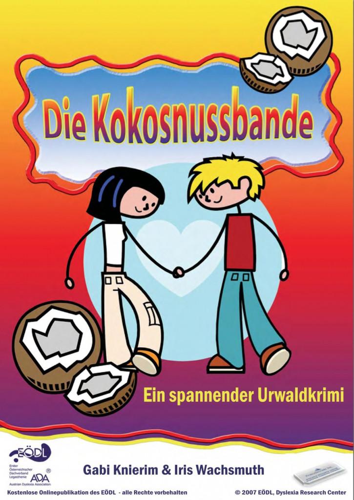 Knierim Gabi Wachsmuth Iris Die Kokosnussbande Band 1_Cover