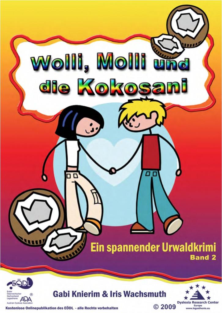 Knierim Gabi Wachsmuth Iris Wolli Molli und die Kokosani Band 2_Cover